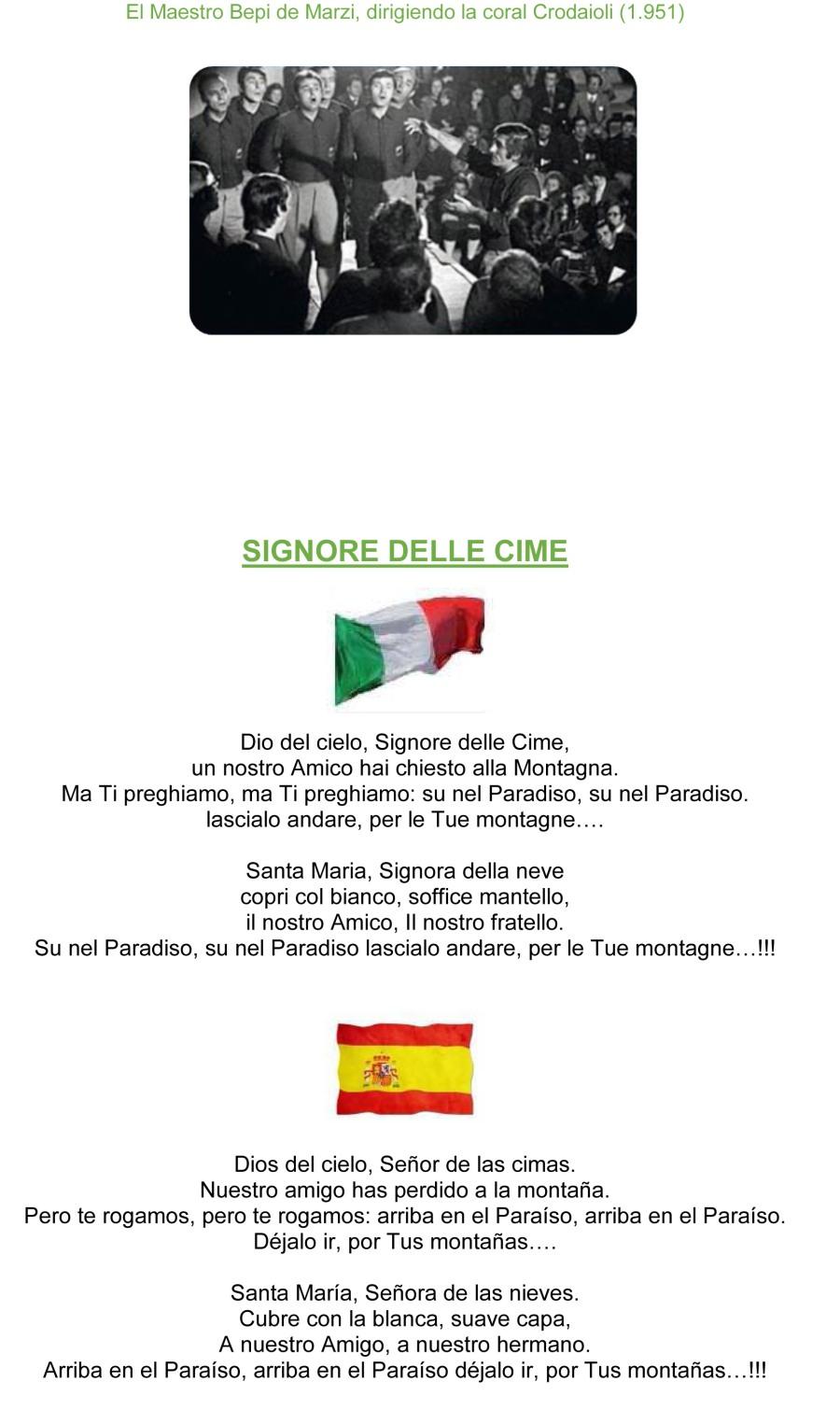 SIGNORE DELLE CIME _2_