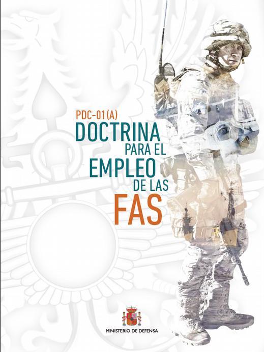 Doctrina empleo FAS