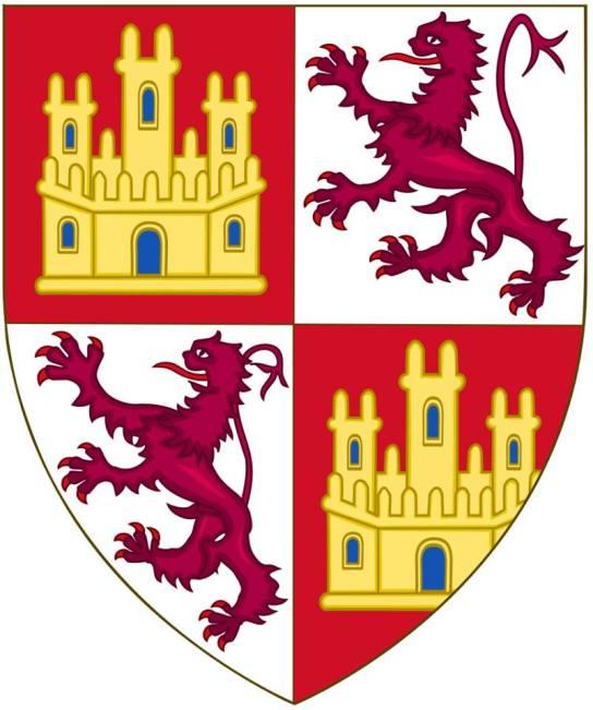 escudo armas san fernando