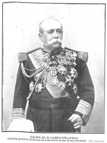 Gral Polavieja