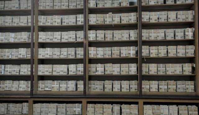 Archivo General Militar Segovia