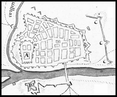 Asedio Badajoz
