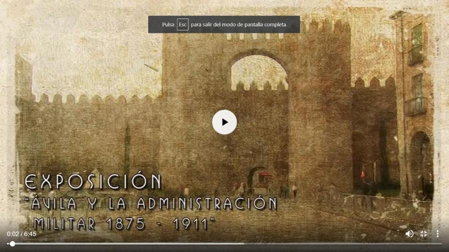 Historia Admon Militar