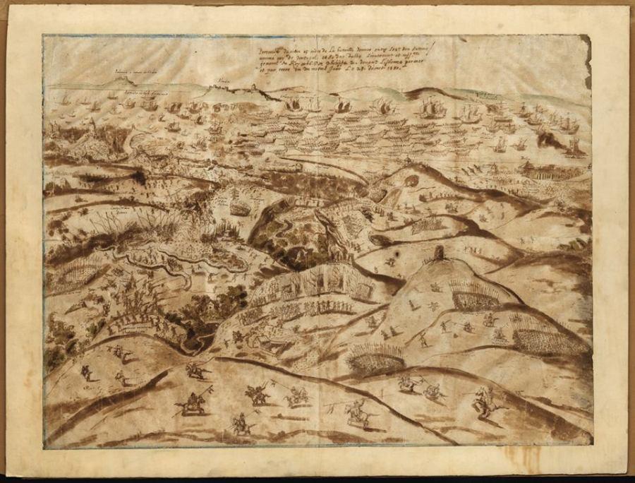 Batalla Alcantara