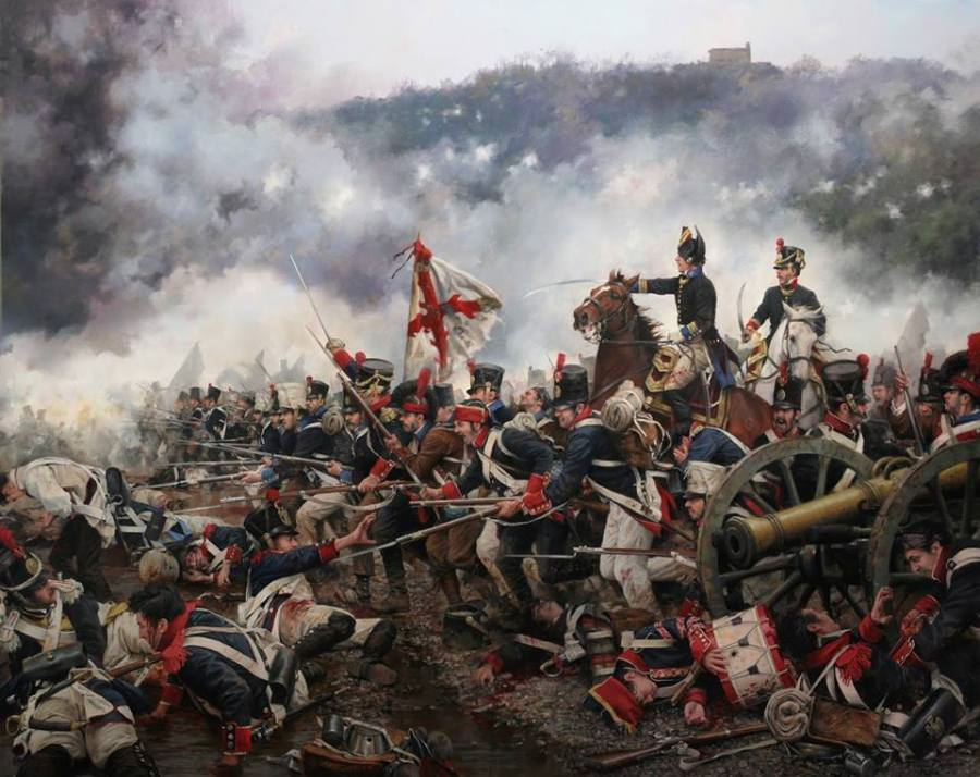 Batalla San Marcial