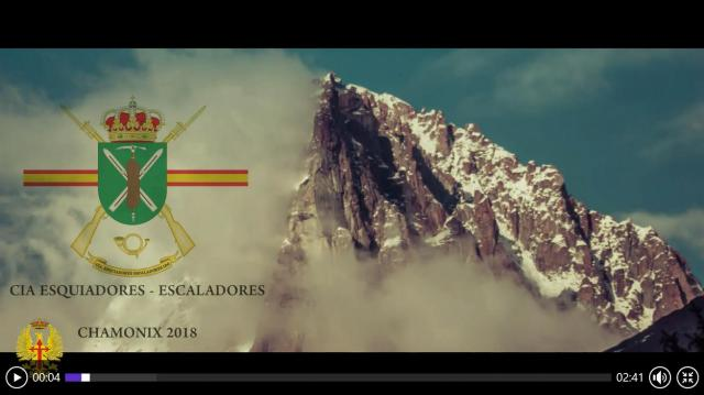 Cia EE Galicia 64 Chamonix